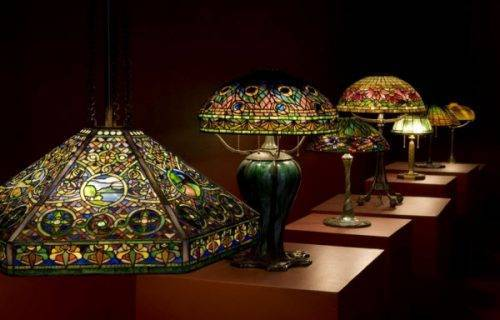 Những điểm độc đáo tạo nên thương hiệu đèn Tiffany