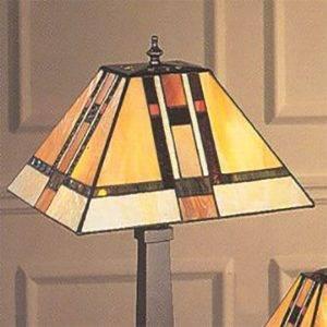 Đèn tranh kính nghệ thuật
