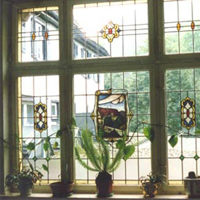 Ô cửa sổ kính – V15