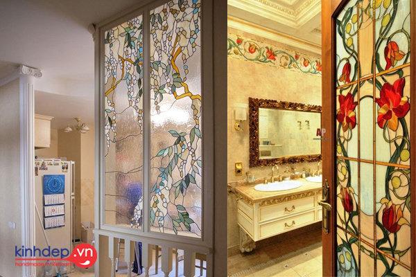 Giá trị mang lại từ sản phẩm tranh kính ghép mảnh, tranh kính nghệ thuật tại kinhdep.vn