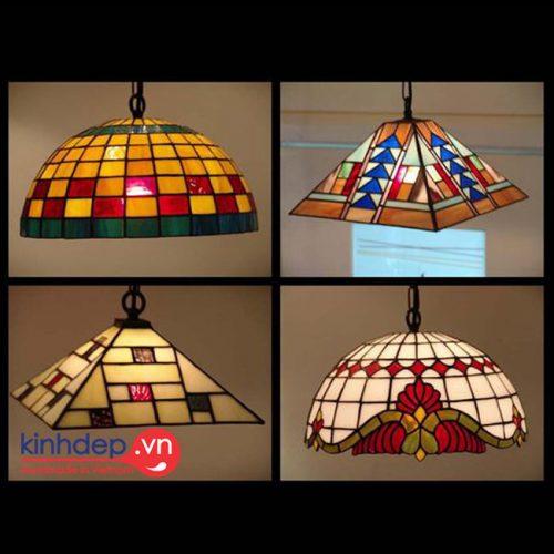 Mẫu đèn trần Tiffany – CL03KD