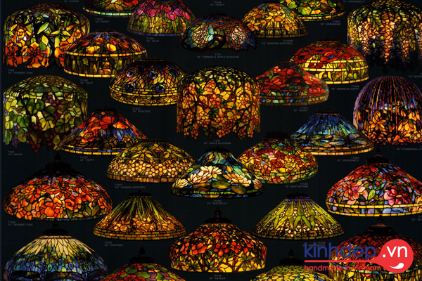 Đèn Tiffany và những câu chuyện xoay quanh những cây đèn sang trọng nhất thế giới