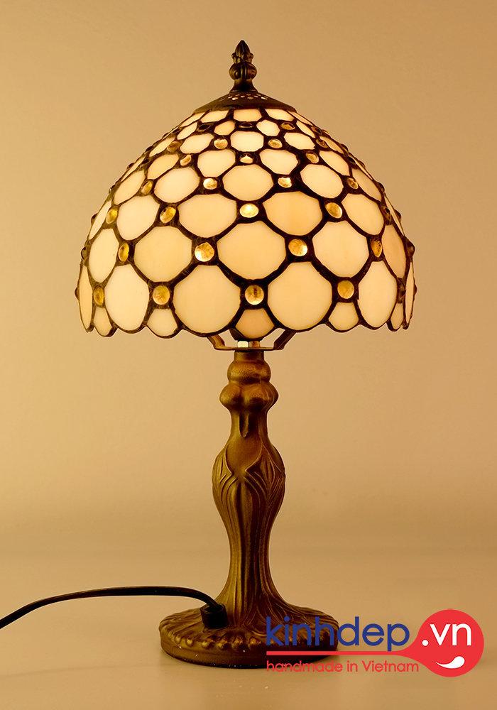 Mẫu đèn bàn Tiffany - T19
