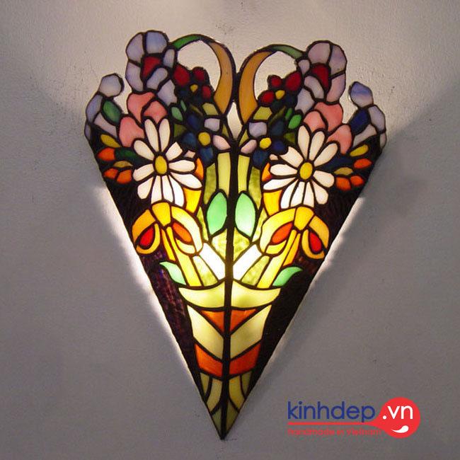 Mẫu đèn hắt tường Tiffany – H01KD