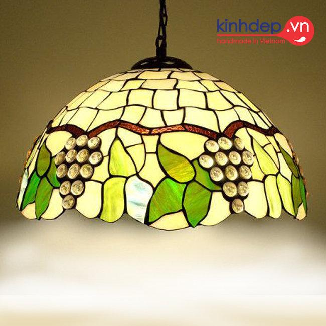 Mẫu đèn treo trần Tiffany -CL05KD