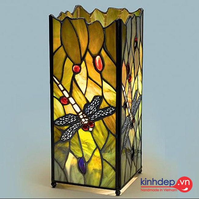 Mẫu đèn bàn Tiffany – T26KD