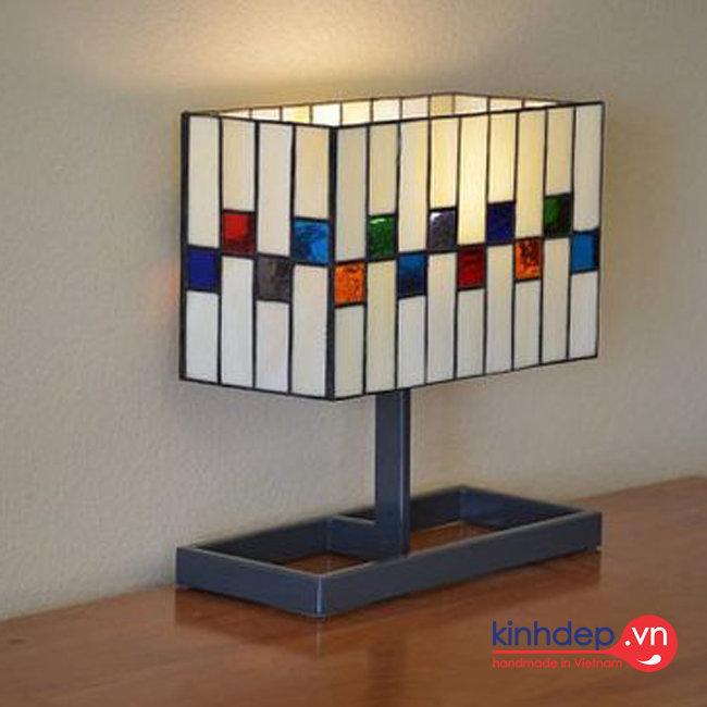 Mẫu đèn bàn Tiffany – T27KD
