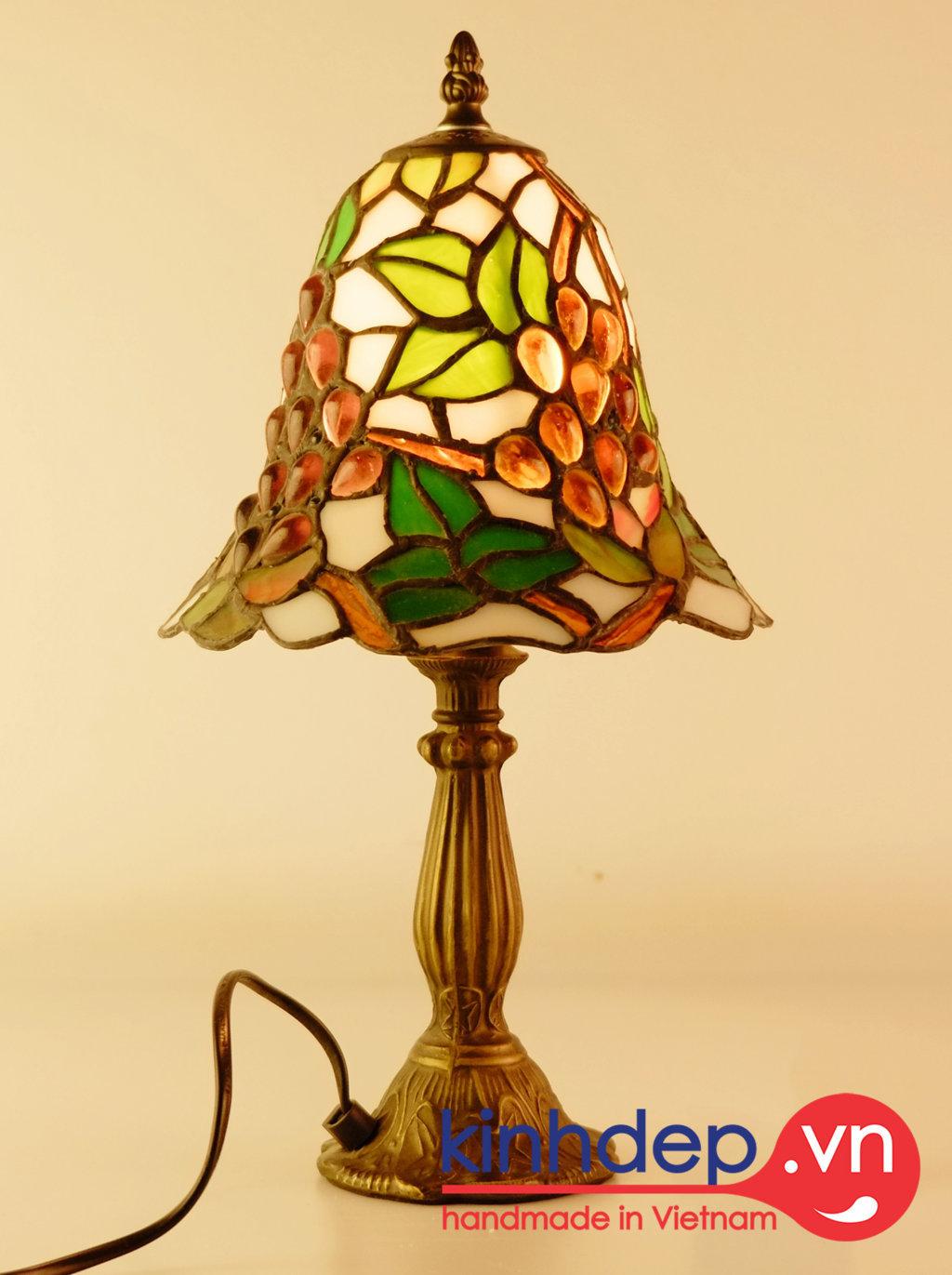 Mẫu đèn gắn tường Tiffany – T27KD