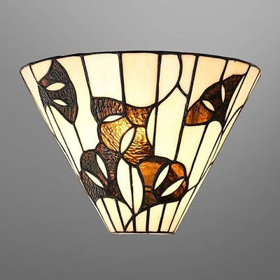 Mẫu đèn Tiffany gắn tường T33KD