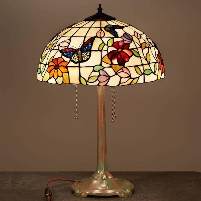 Đèn bàn Tiffany – T14KD