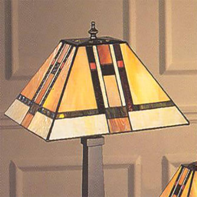 Đèn tranh kính nghệ thuật – D05KD