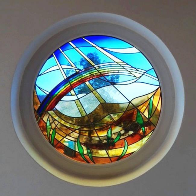 Ô cửa sổ kính – D14