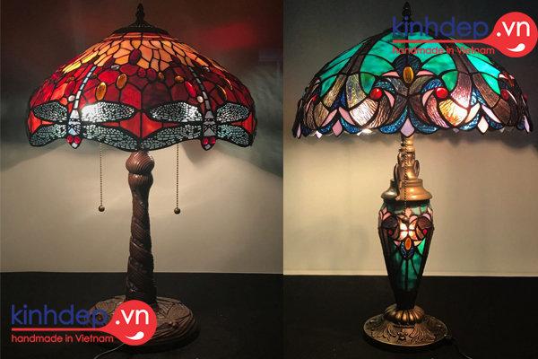 Những mẫu đèn Tiffany nhìn là mê của kinhdep.vn