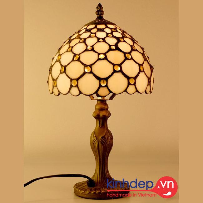 Mẫu đèn bàn Tiffany – T19KD
