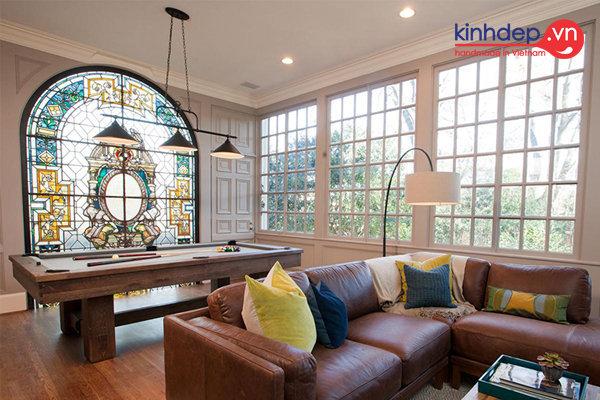 Tranh kính cao cấp cho không gian nhà đẹp
