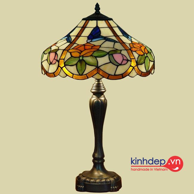Mẫu đèn bàn Tiffany – T20KD