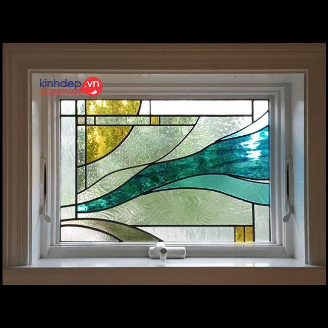 Ô thoáng cửa sổ kính – V46