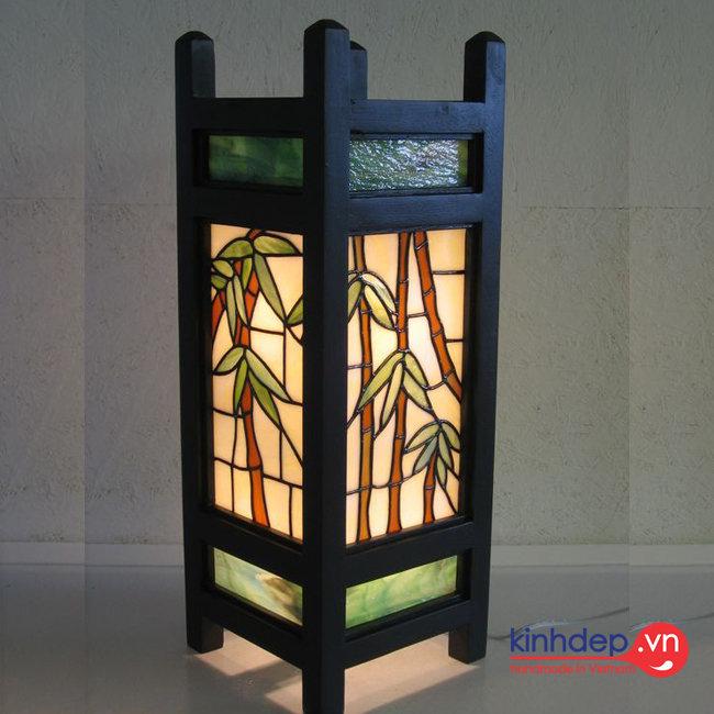 Mẫu đèn bàn Tiffany – T21KD