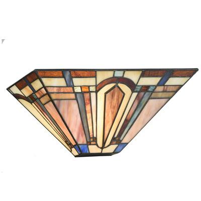 Mẫu đèn Tiffany gắn tường T34KD
