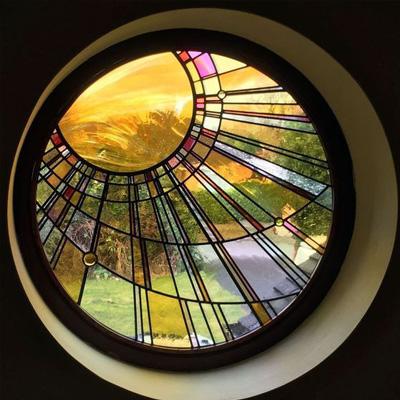 Ô thoáng cửa kính màu mặt trời NT07